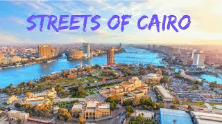 The Streets Of Cairo Are AMAZING! Join Me On A Walk To See Why!