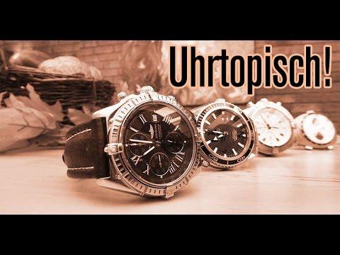 Uhrtopisch: Uhrenbeweger, meine eigene Uhrenserie, Seiko 5 Sports mit goldener Lünette