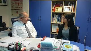 Prof. Dr. Recai Pabuçcu ve Tıp Öğrencisi Gökçe Röportajı