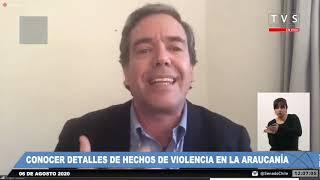 Abogan por espacios de diálogo y rechazo a la violencia en La Araucanía