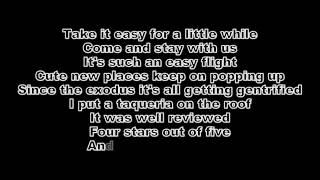 Arctic Monkeys   Four Out Of Five Lyrics