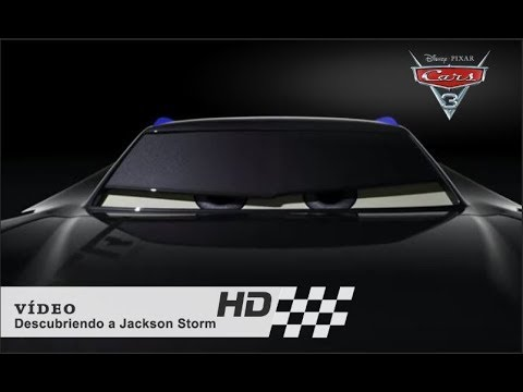 Cars 3 de Disney•Pixar | Descubriendo a Jackson Storm HD