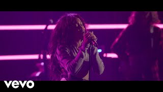 SZA   The Weekend (Live)   #VevoHalloween