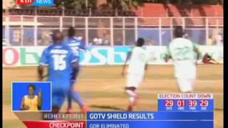 Gor Mahia drop out of GOTV Shield after loss to Bandari