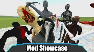 Garry's Mod | This SCP Mod Is AMAZING (Over 25 SCPs) | Mod Showcase