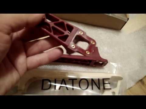 Diatone Q450 Quad 450 V3 PCB Quadcopter Frame Kit 450mm from banggood.com