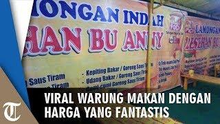 Viral Makan Seafood di Pinggir Jalan Habis Rp700 Ribu, Pemilik Warung: Ada Rupa, Ada Harga