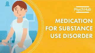 Medications Used to Treat Substance Use Disorders