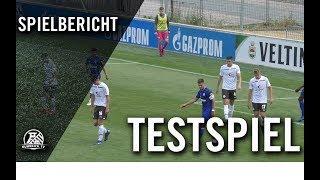FC Schalke 04 U23 - FC St. Pauli U23 (Testspiel)