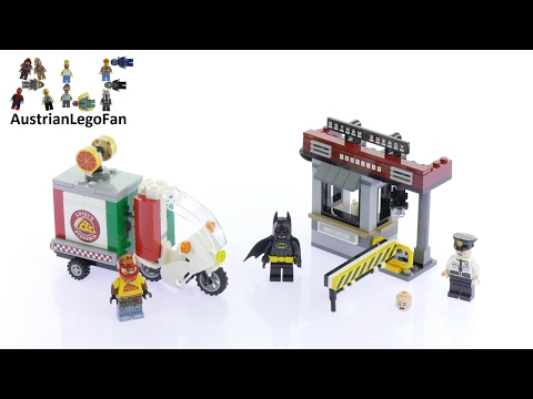 Vidéo LEGO The Batman Movie 70910 : La livraison spéciale de l'Epouvantail