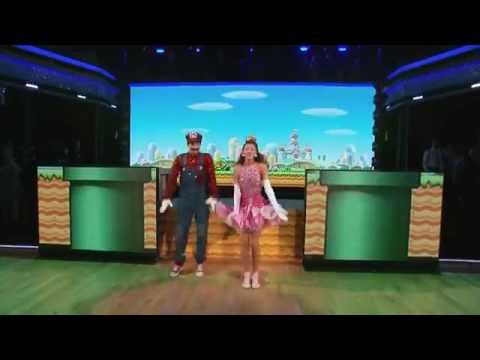 Sadie Robertson & Mark Ballas FREESTYLE FINALS Dancing With The Stars