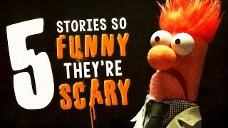 Picture of a podcast: Funny Stories To Tell In The Dark