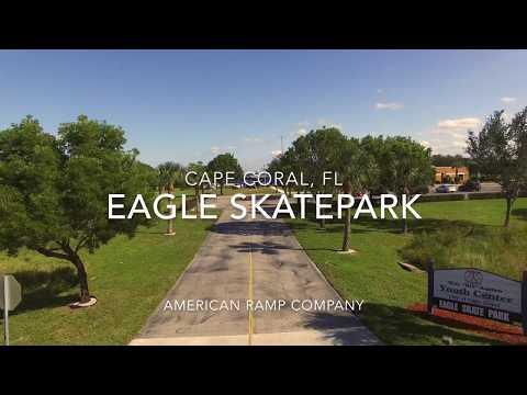 Eagle Skatepark in Cape Coral, FL