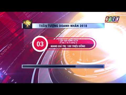 Trailer Thần Tượng Doanh Nhân 2018 Phần 2  Cơ cấu giải thưởng [ Official ]