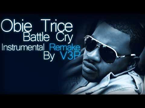 Obie Trice - Battle Cry (V3P Instrumental Remake)