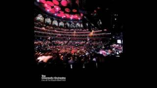 Cinematic Orchestra - Familiar Ground (ft Heidi Vogel @ Royal Albert Hall)