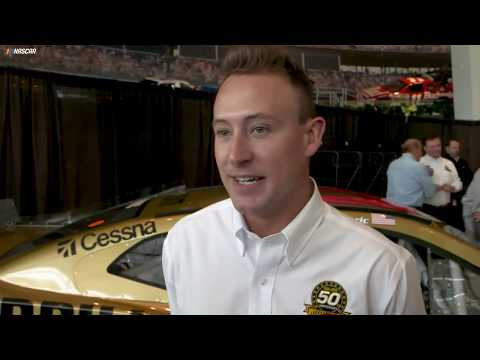 Hemric ready to write his own story driving the No. 8 at RCR