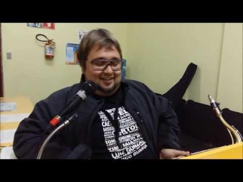 Will Pão Doce Gonçalvez - Tema de Amor Rádio Universal S. Roque