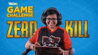 Zero Kill Challenge with Rav3n | Tech2 Game Challenge Ep: 03 | PUBG Mobile
