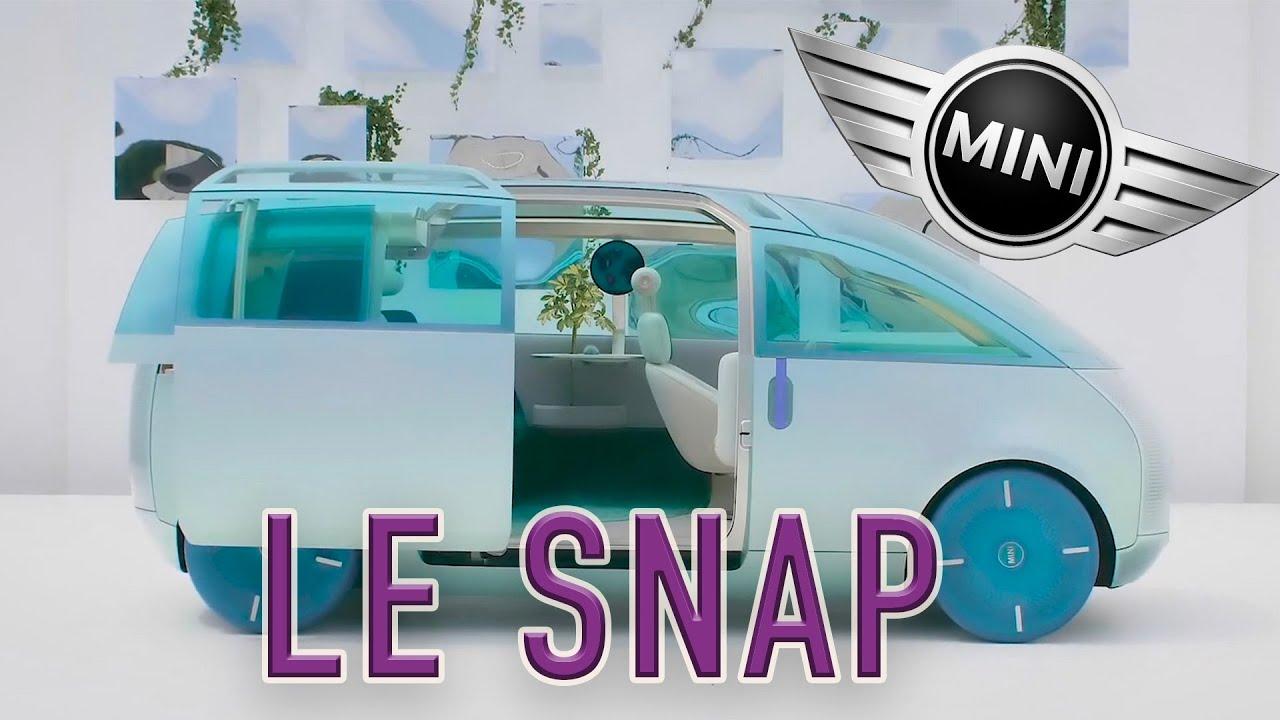 Le Snap #40 : Un van futuriste devenu réalité !