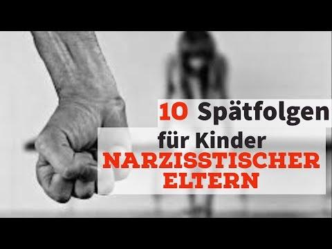 #Narzissmus 10 Spätfolgen für Kinder narzisstischer Eltern