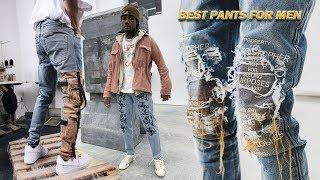Best Pants For Men | Men's Fashion & Streetwear