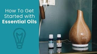 How To Get Started With Essential Oils | Ancient Nutrition