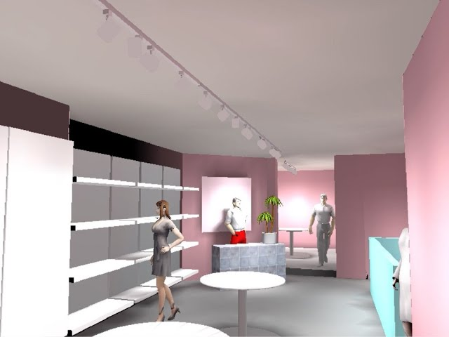 Fashion & Tech Accessories Store, London, UK