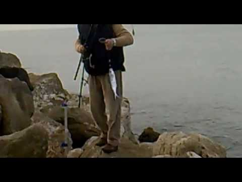 Corda rotonda per pesca