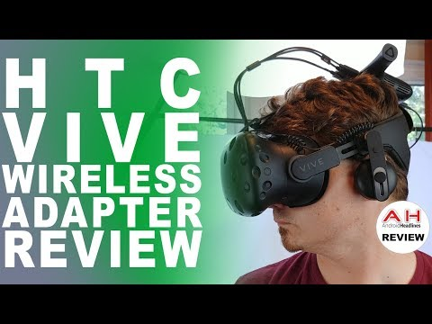 HTC Vive Wireless Adapter Review – Freedom is Wireless