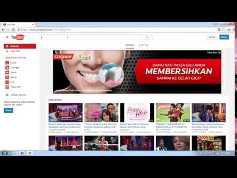 Dari Youtube dan kasetnya di Toko Terdekat Maupun di  iTunes atau Amazon secara legal download lagu mp3 Cara Nak Download Mp3 Dari Youtube