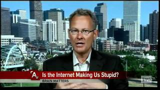 Nicholas Carr: Is the Internet Making Us Stupid?