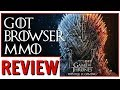 Game Of Thrones: Winter Is Coming Review   You Pay Or You D!e