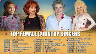 Top Female Country Singers Of All Time – Best Country Music Playlist – Women Country Songs 2020