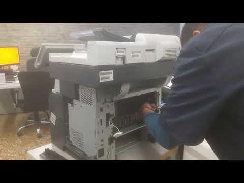 mantenimineto preventivo impresora hp Laserjet 500 MFP