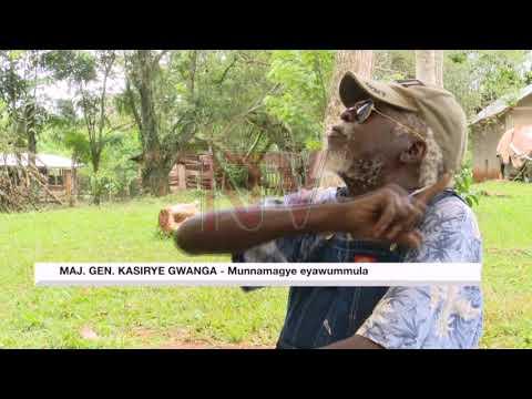 Kasirye Ggwanga atabukidde poliisi ku by'okugaana ebivvulu bya Bobi Wine
