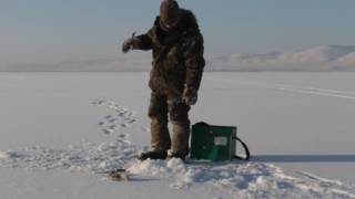 Рыбалка на озеро гусиное