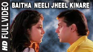 Baitha Neeli Jheel Kinare Full High Quality Song Kurbaan Salman Khan Ayesha Jhulka