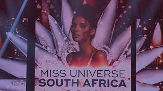 Miss South Africa 2018 Tamaryn Green Finale Night Video