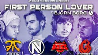 Лучшие моменты CS GO FPL Challenge by Björn Borg [SL4m&Strike]