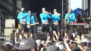 The Aquabats - Martian Girl - BACK TO THE BEACH FEST