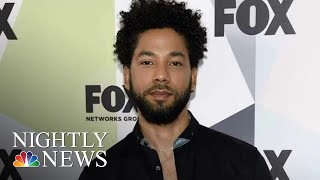 Police Fear Jussie Smollett Case Could Impact How Hate Crimes Are Handled   NBC Nightly News