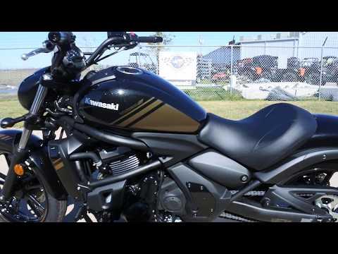 2020 Kawasaki Vulcan S ABS in La Marque, Texas - Video 1