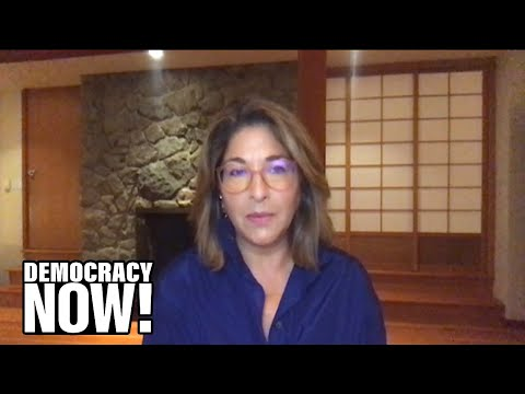 Naomi Klein: I Fear Trump Will Exploit His COVID Infection to Further Destabilize the Election