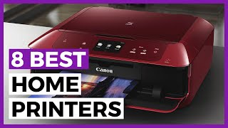 Best Home Printers in 2021 - How to choose a Printer to print from the comfort of your home?
