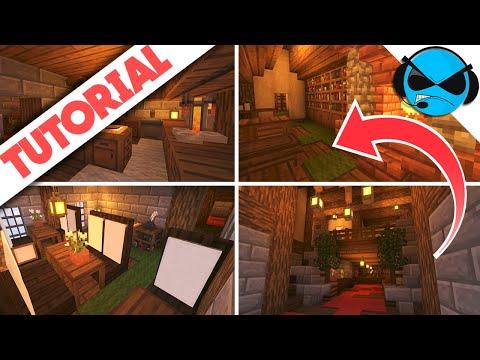 Download Minecraft Medieval House Tutorial Minecraft