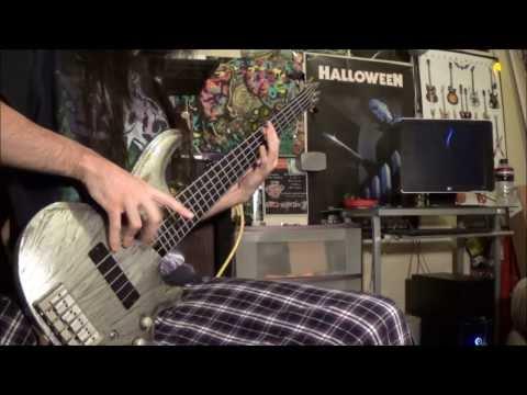 Chuck Driver bass playthrough
