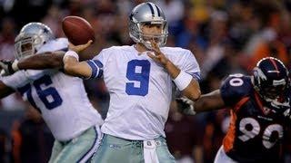 Madden 12 Online FULL Game (Cowboys vs Broncos)