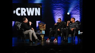 CRWN: A Conversation with Elliott Wilson & Will Smith and Martin Lawrence
