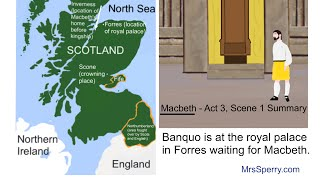 macbeth act 1 summary